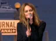 Vanessa Paradis en live au Grand Journal : Sublime et charnelle sur Love Song