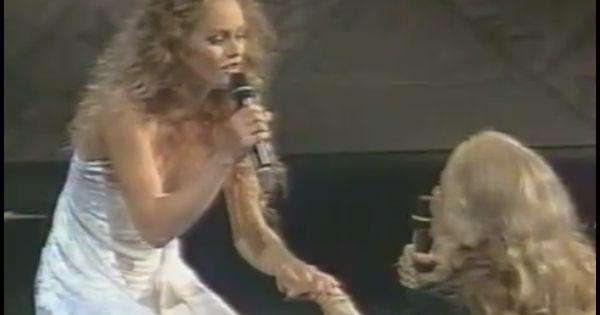 Vanessa paradis chante jean jacques goldman fake