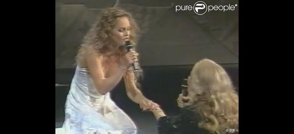 Vanessa paradis chante jean jacques goldman fake 2