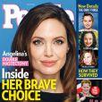 Après sa double mastectomie, Angelina Jolie aurait désormais l'intention, d'après le magazine People, de se faire retirer les ovaires.