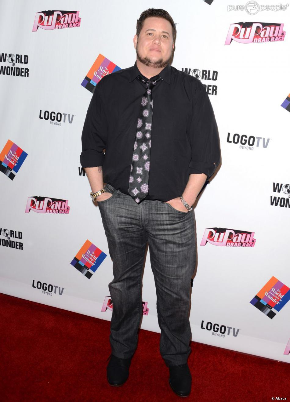Chaz Bono à la soirée de RuPaul au El Portal Theatre de West Hollywood, le 1er mai 2013.