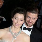 Cannes 2013 : Justin Timberlake, dingue amoureux d'une Jessica Biel renversante