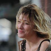 Valeria Bruni-Tedeschi, émue aux larmes face à Justin Timberlake à Cannes