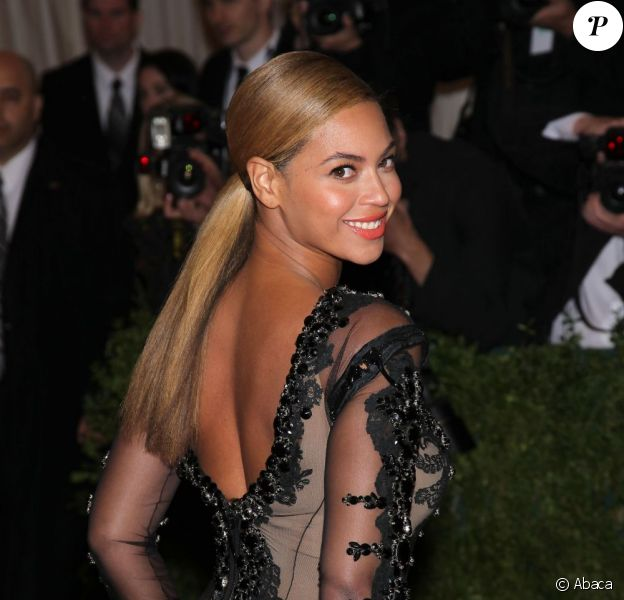Beyoncé Knowles le 7 mai 2012