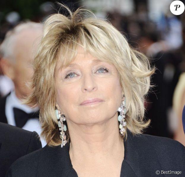 Danièle Thompson lors du Festival de Cannes le 19 mai 2013