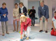 Philippe de Belgique : Mission polaire avec la princesse Elisabeth, 11 ans