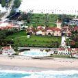 L'ancienne propriete de Donald Trump a Palm Beach en Floride