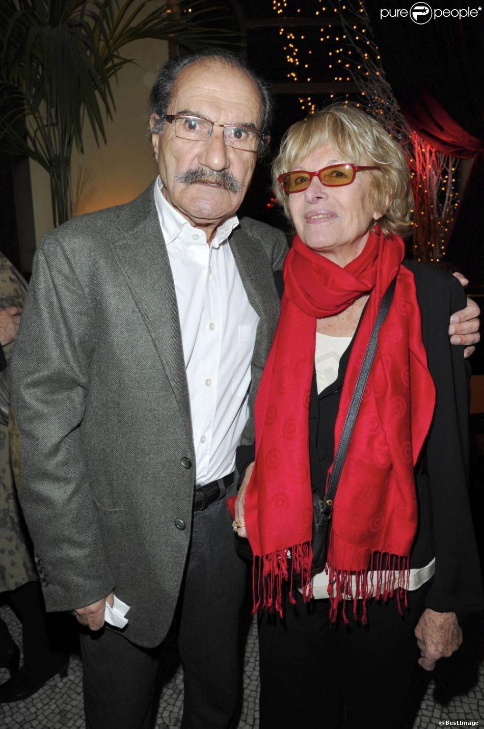 G rard hernandez amoureux de micheline depuis 61 ans il se confie purepeople - Marion game et son mari ...