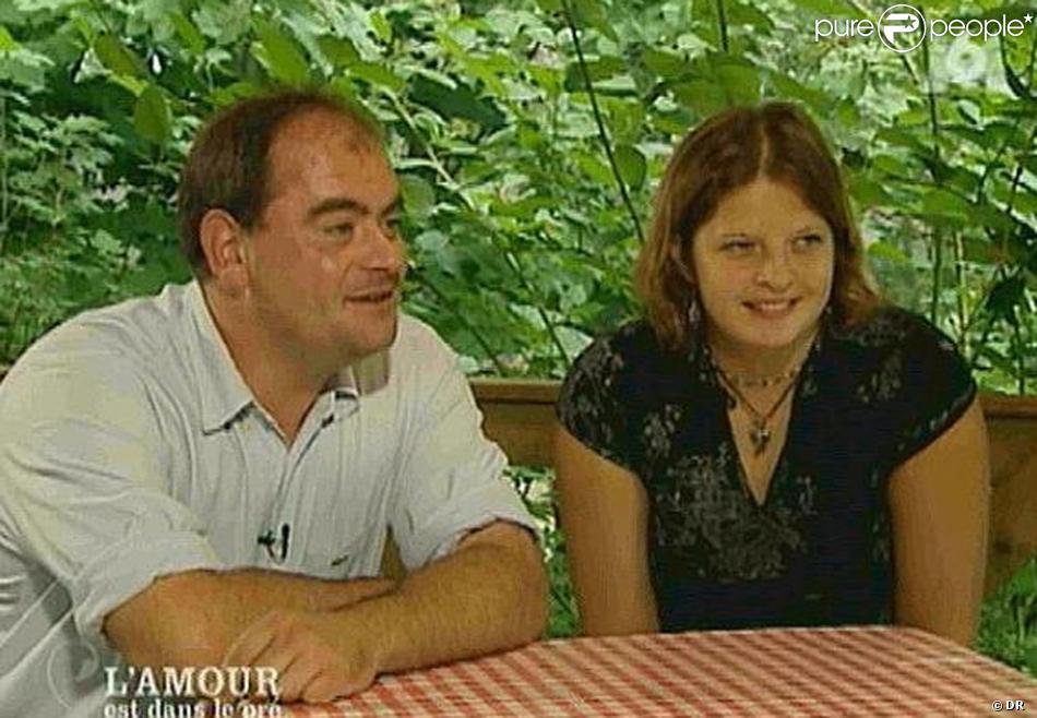 Thierry et Stéphanie de l'Amour est dans le pré 2 - Thierry est décédé