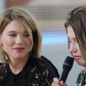 Cannes 2013, Léa Seydoux et Adèle Exarchopoulos sulfureuses : 'C'était bestial'