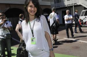 Marion Jollès-Grosjean enceinte: Rayonnante et épanouie sous le soleil de Monaco