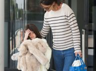 Katie Holmes : Sage et détendue avec sa fille Suri face à Tom Cruise, fêtard