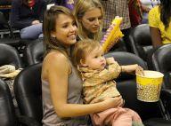 Jessica Alba : Entourée de ses filles, de son mari et de ses amies, elle irradie