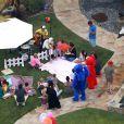 La chanteuse Pink a fêté l'anniversaire de sa fille Willow Sage (2 ans) lors d'une grande fête organisée à Malibu, le 2 juin 2013. La star avait invité, entre autres, Sandra Bullock et son fils Louis ainsi que Selma Blair et son fils Arthur.