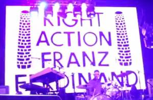 Franz Ferdinand dévoile