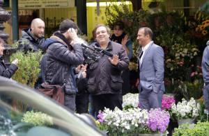 Les Inconnus en tournage : Les Trois Frères font leur retour parmi les fleurs