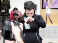 Kim Kardashian, enceinte : Menacée de mort, elle pousse un coup de gueule