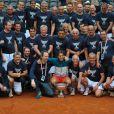 Rafael Nadal a décroché son huitième titre à Roland-Garros le dimanche 9 juin 2013 en s'imposant face à David Ferrer (6-3, 6-2, 6-3)