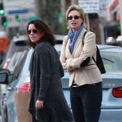 Jane Lynch : Divorce de la star de Glee et de sa femme Lara Embry