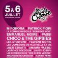 Le gala annuel  Tout le monde chante contre le cancer  aura lieu les 5 et 6 juillet 2013 à Villefranche-de-Rouergue.