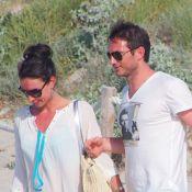 Frank Lampard : Vacances en amoureux et au soleil avec sa belle Christine