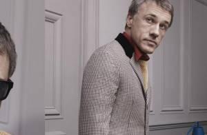 Christoph Waltz : Après le Festival de Cannes, mannequin pour Prada