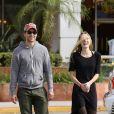 Peter Facinelli et sa fille aînée Luca Bella à Los Angeles, le 8 mai 2013.