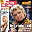Magazine France Dimanche du 14 juin 2013.