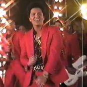 Bruno Mars : Le clip dansant de 'Treasure', moins d'un mois après le drame