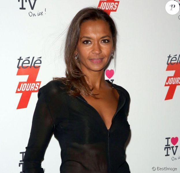 Karine Le Marchand en décembre 2012 à Paris