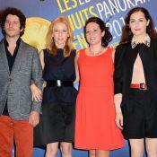 Léa Drucker et Amira Casar : Radieuses pour une Nuit en Or avec Rachida Brakni