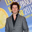 """Clément Sibony à la soirée """"Les Nuits en Or 2013, Le Panorama"""" organisée dans les locaux de l'UNESCO à Paris, le 17 juin 2013."""