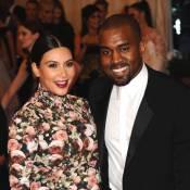 Kim Kardashian et Kanye West : Khrist, le prénom de leur petite fille ?