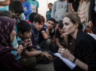 Angelina Jolie, engagée : Star sensible et à l'écoute auprès de réfugiés syriens