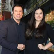 John Travolta : Un papa très complice avec sa fille Ella