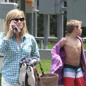 Reese Witherspoon : Journée complice avec Deacon, la star retrouve la ligne