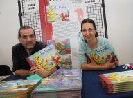 Adeline Blondieau présente ses adorables Pochitos, sa fille Wilona déjà fan