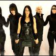 """""""Omnisphère, groupe de Cyrielle de Secret Story 1 : le clip de Sexy Paradise"""""""