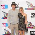 Dax Shepard et Kristen Bell lors des Do Something Awards le 14 août 2011 à Los Angeles