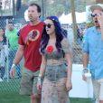 A copier : le look de festival de Katy Perry à Coachella !