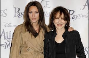 Nathalie Baye conseille sa fille Laura Smet : ''Être en accord avec soi-même''