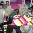 Eddy, Julien, Anaïs et Alexia pensent que Florine est un homme dans Secret Story 7