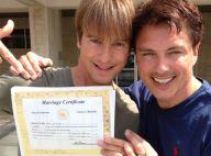 John Barrowman (Desperate Housewives) enfin marié à son compagnon !