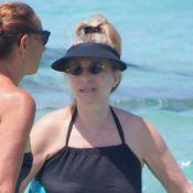 Barbra Streisand : Après sa tournée, la star se relaxe sous le soleil espagnol