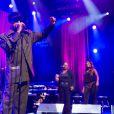 Bobby Womack au Montreux Jazz Festival le 6 juillet 2013.