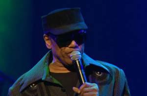 Bobby Womack sur scène malgré la maladie au Montreux Jazz Festival