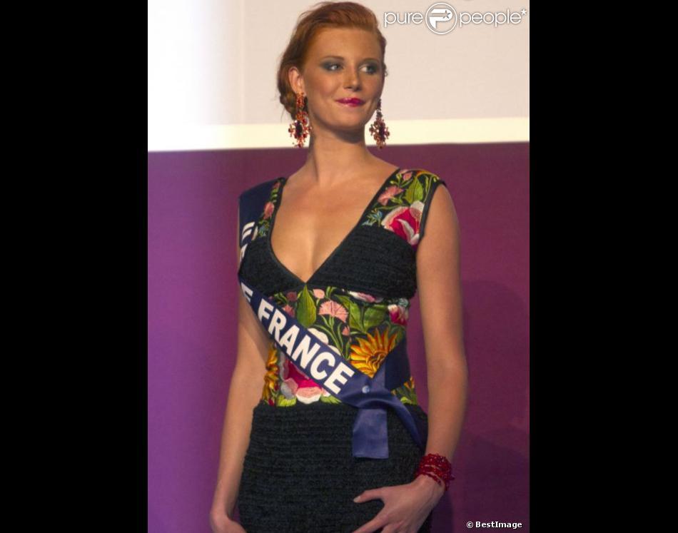 Meggahnn Samson, Miss Ile de France 2011.