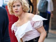 Amy Adams : Blonde et transformée, mais toujours séduisante pour Christoph Waltz