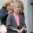 Amy Adams sur le tournage de Big Eyes à New Westminster, Canada, le 11 juillet 2013.
