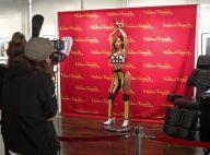 Rihanna chez Mme Tussauds : Sexy et parfaite à New York